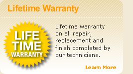 Auto Body Repair Warranty