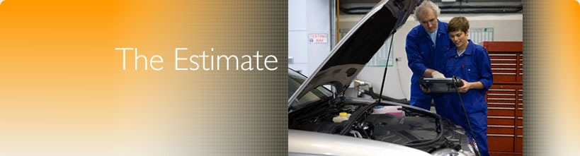 Auto body Estimate Newark NJ